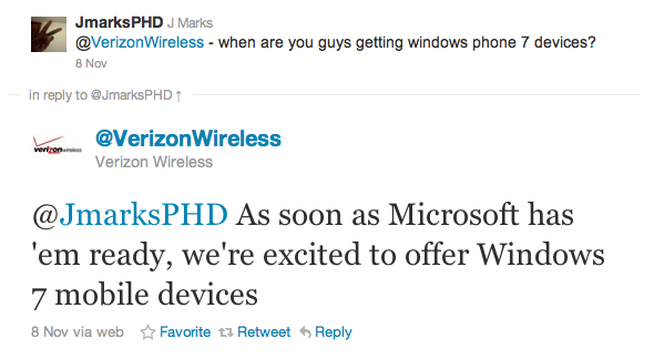 Screen shot 2010 11 15 at 12.39.30 Verizon is ready to offer Windows Phone 7 handsets, as soon as Microsoft makes them available