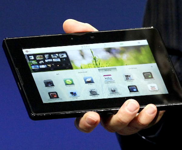 RIM shows why its Playbook smacks the life out of the iPad [Video]