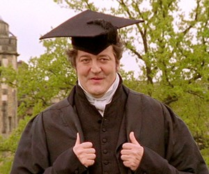 Stephen Fry in Tom Browns Schooldays 300x250 Google vs Facebook   a much needed intervention