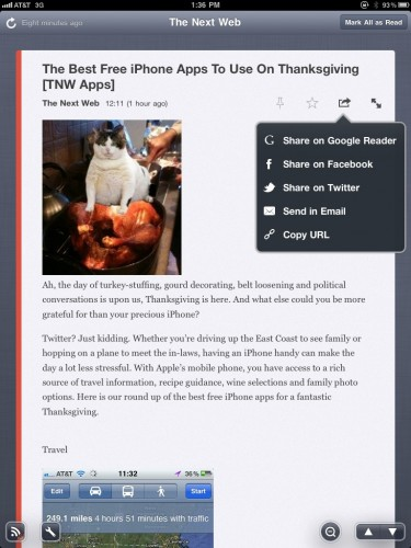 TheFeedforiPad2 375x500 Try This: The Feed. Gorgeous new iPad news reader