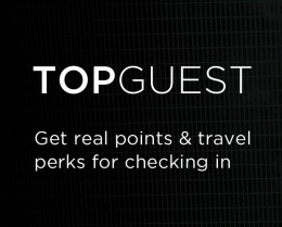 TopGuest e1290440168505 260x209 Topguest launches mobile apps for earning exclusive rewards and travel perks through check ins