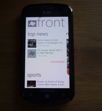 ap The 5 best Windows Phone 7 applications