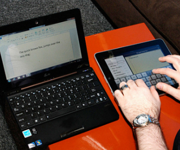 Microsoft finally admits that the iPad is 'cannibalizing' netbook sales