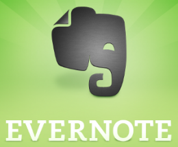 evernote logo 260x214 Grand new updates to Evernote iOS app cement services greatness