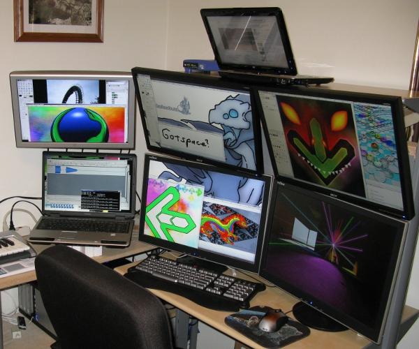 How Many Screens Do We Really Need?
