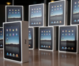 ipads 300x250 Australian state government promises iPads for doctors