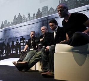 Jury of The Next Web Startup Rally