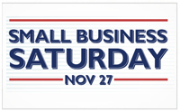 lg smallbiz Today is the first official Small Business Saturday