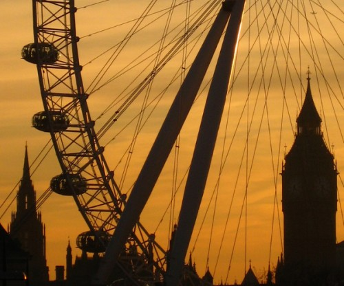 london image by Harshil Shah via Flickr creative commons 500x416 Can Londons Tech City really rival Silicon Valley?