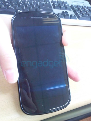 nexus s Nexus S, aka Nexus 2, appears in first photos