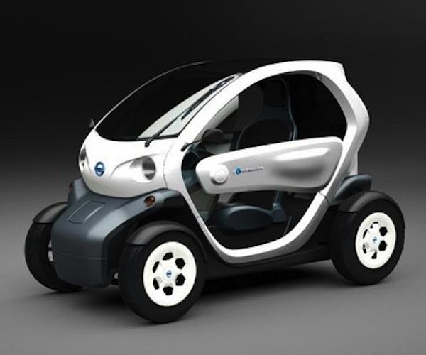 Nissan Unveils New Zero Emission Concept Car