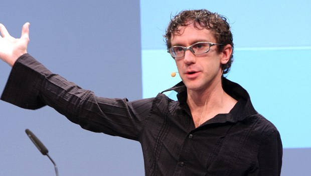 Pablos Holman speaking at The Next Web Conference 2011