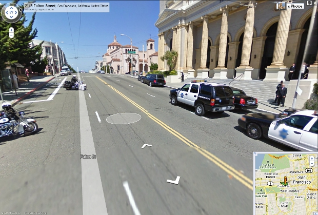 pan Google just made Street View browser navigation twice as fast