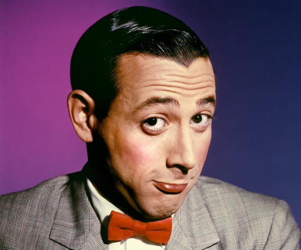 Pee-Wee Herman Goes Foursquare Crazy For A Day