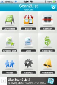 s2lhomescreen 2 200x3001 Scan2List   Did Australia just get the worlds best shopping list app?