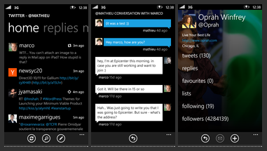 seesmic The 5 best Windows Phone 7 applications