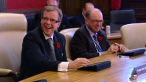 sk cabinet i pads 1011 300x168 Saskatchewan Government Holds First Cabinet Meeting with iPads