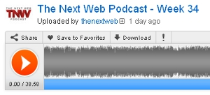 tnw podcast 3 great ways to share, use and discover audio with SoundCloud