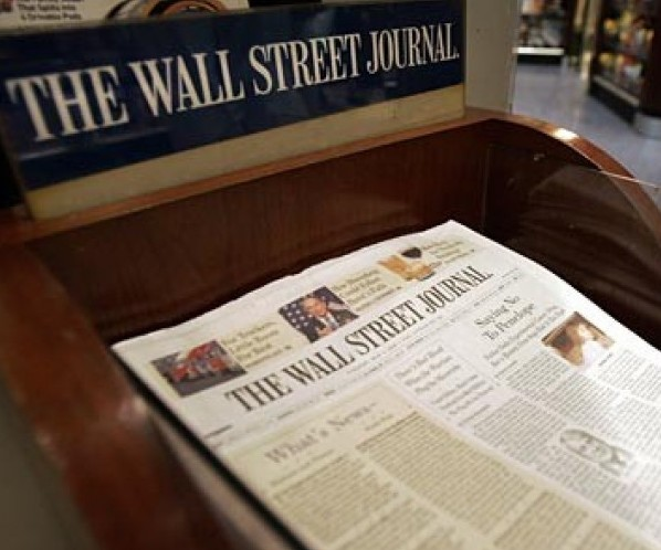 The Wall Street Journal releases app for Android tablets