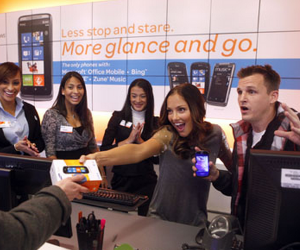 well done msft 300x250 How is Windows Phone 7 selling? This is everything we know
