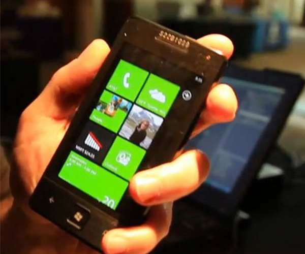 Did Microsoft only move 40,000 Windows Phone 7 handsets yesterday?