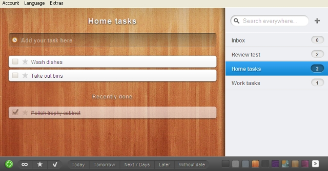 wunderlist11 Try This: Beautifully simple task lists with Wunderlist