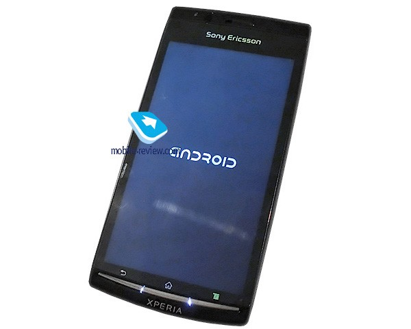x12 Sony Ericsson X12 gets previewed, looks great but lacks Gingerbread