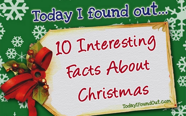 10 facts about xmas 11 wonderful Christmas infographics for the festive info geek in you