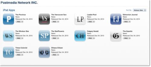 2010 12 07 21 04 51 500x223 Postmedia Group might have just made a newspaper app to save newspapers