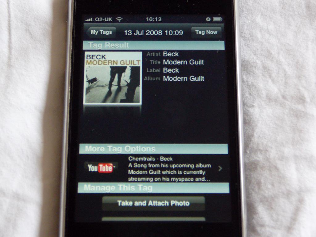 Shazam Hits 100 Million User Mark