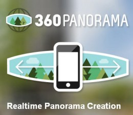 360Panorama 260x224 Occipital unleashes new photo fury with 360 Panorama 3.0   $.99 today only!
