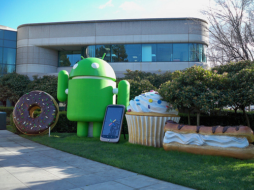 Digitimes: Android 3.0 To Get March 2011 Release
