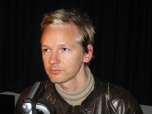 "Julian Assange signs $1.5 million book deal ""to keep WikiLeaks afloat"""