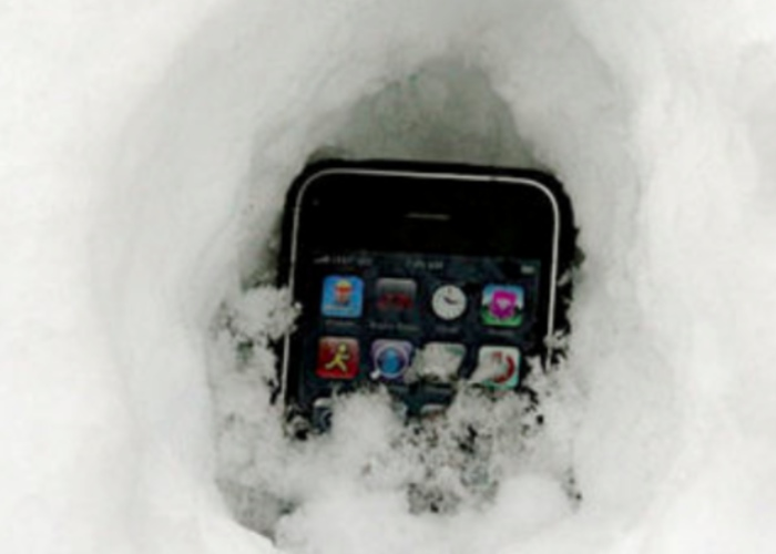 How to: Blizzard Proof Your iPhone