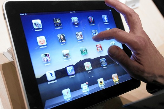 Coming in 2011: Touch screens that will touch back as you interact with them