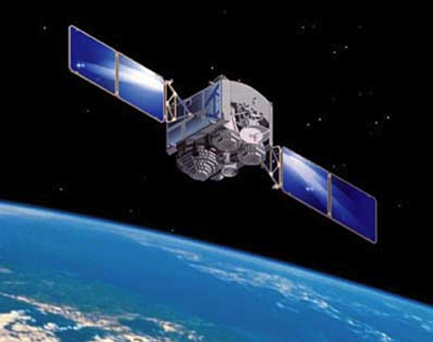 Russian engineers building the next web: Space-based Internet.