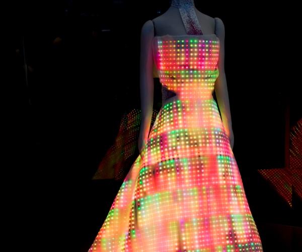New Years Eve Idea: Wear The World's Most Hi-Tech Dress