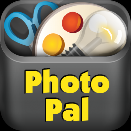 ICON NEW STYLE512 260x260 PhotoPal is a photo editing best friend for your iPad