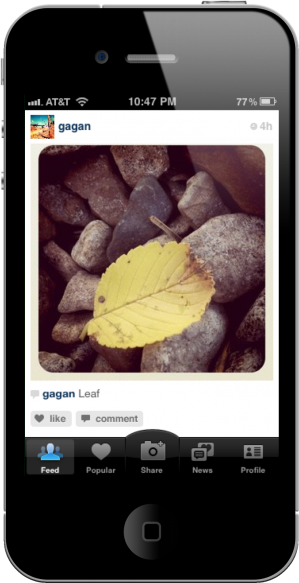 Instagram Feed e1286424014741 Instagram gets an update. More social, new filters, new languages.