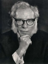 IsaacAsimov 160x213 Ethical Robotics and Why We Really Fear Bad Robots