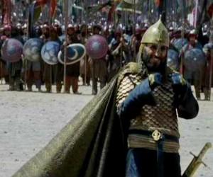 Saladin from Kingdom of Heaven