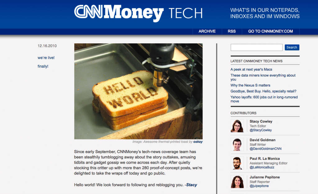 Picture 1 1024x626 CNNMoney Tech Launches Its Tumblr Today