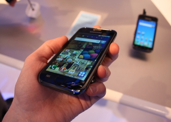 Will the Samsung Galaxy S get Android 2.3? Not even Samsung knows.