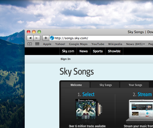 "Sky Songs closes, service ""unable to reach a large enough customer base"""