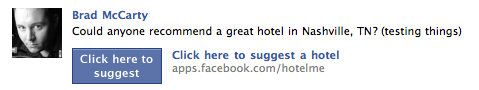 Screen shot 2010 12 07 at 10.18.44 AM Hotel Me: A Facebook app to friendsource your hotel choices