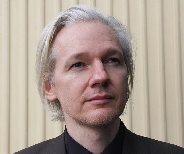 Wikileaks Founder Julian Assange Arrested In London