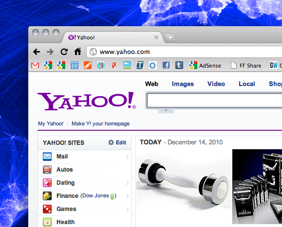 Yahoo search hacked? Image result thumbnails are leading to porn pictures. [Updated]
