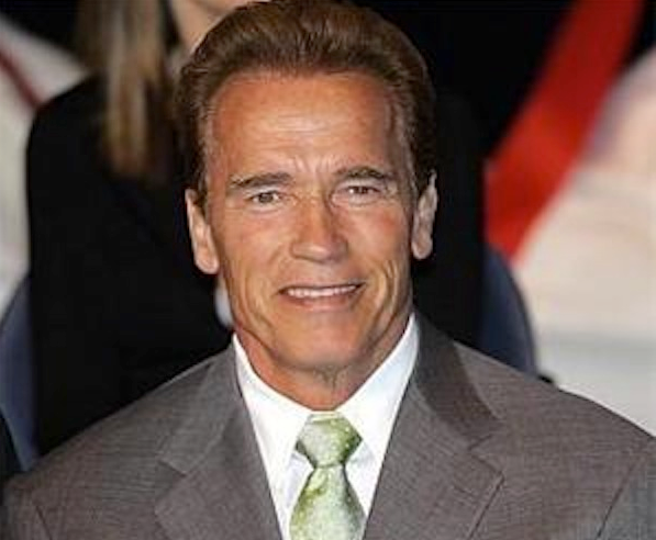 Governor Schwarzenegger does weekly YouTube addresses. Trouble is, no one watches.