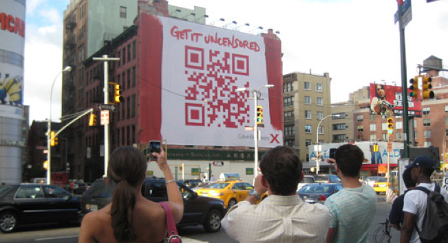 Screen shot 2010 12 21 at 11.03.00 Are QR Codes in marketing just a passing fad?