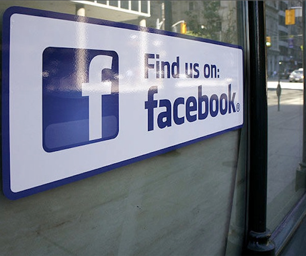 Move over Yahoo. Facebook is now the world's 3rd largest website.
